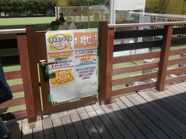 大阪 堺 ドッグラン 料金 システム ミクニ